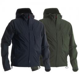 Image of two waterproof jackets