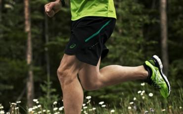 image of man running during summer