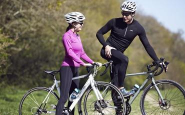 Trainieren Sie weiter: Ratgeber zum Radfahren im Winter
