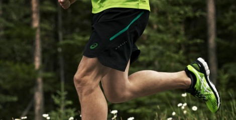 image of man running during summer